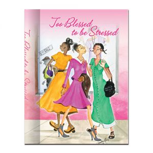 Too Blessed 2016 African American Journal