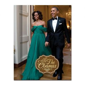 The Obamas Green Dress African American Journal