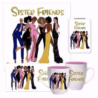 Sister Friends Gift Set