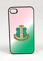 Alpha Kappa Alpha AKA Sorority Pink and Green Cell Phone Case