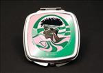 AKA Profile African American Duel Mirror Compact