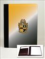 Alpha Phi Alpha African American Padfolio Notebook