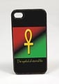 Ankh African American Cell Phone case