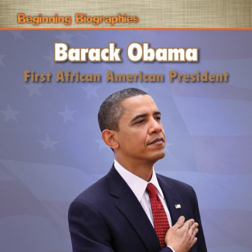 Barack Obama First African American President Rose Common Core Readers