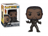 Pop Marvel Black Panther Movie Black Panther Vinyl Bobble Head Collectible Figurine