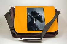 Brother Eric African American Art Laptop Bag