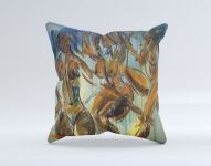 Dance Forfela Throw Pillow