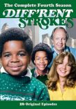 Different Strokes Complete Fourth Season DVD