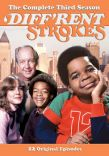 Different Strokes  Complete Third  Season DVD