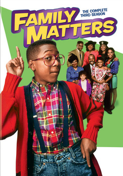 Family Matters TV Show Complete Third Season DVD