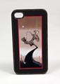 Feeling the Groove African American Cell Phone Case