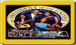 First Family African American Luggage Tag