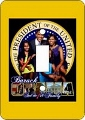 First Family African American Switch Plate Cover