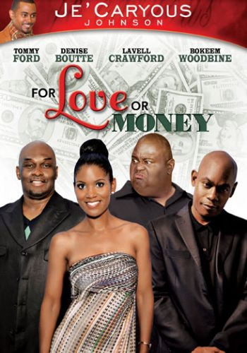 For Love or Money Black Stage Play DVD