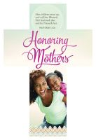 Honoring Mothers African American Mothers Day Bookmark