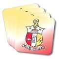 Kappa Alpha Psi Drink Coasters