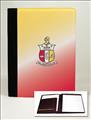 Kappa Alpha Psi African American Padfolio Notebook