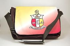 Kappa Alpha Psi Fraternity Laptop Shoulder Bag