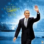 2013 Barack Obama African American Calendar - Let's Stay Together