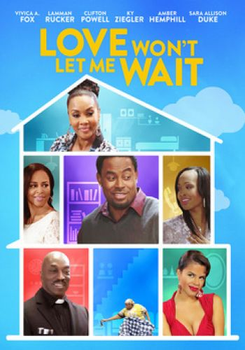 Love Wont Let Me Wait Back Stage Play DVD