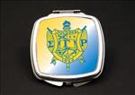 Sigma Gamma Rho African American Duel Mirror Compact