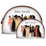 Sister Friends African American Cosmetic Duo
