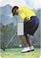 The Putt African American Switch Plate Cover