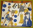 Sigma Gamma Rho (ΣΓΡ) Sorority Lady Diva Jute Tote Bag