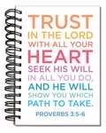 Trust In The Lord Proverbs 3:5-6 Journal